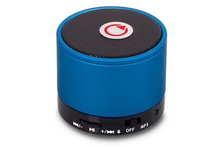 Mikado MD-10BT Mavi FM Radyo Destekli Bluetooth Speaker