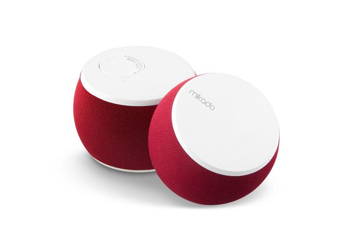 Mikado MD-150 2.0 Kırmızı USB Speaker