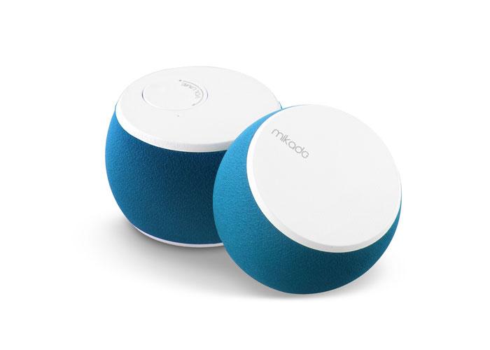 Mikado MD-150 2.0 Mavi USB Speaker