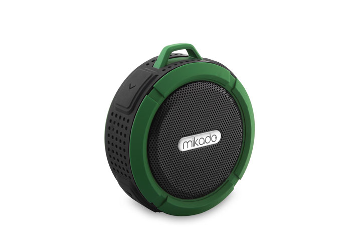 Mikado MD-152 Sports Rechargeable Speaker TF Card supported Bluetooth Water Proof