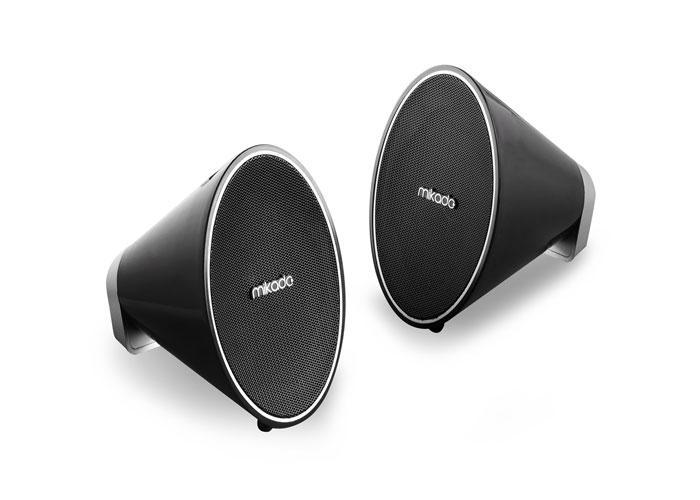 Mikado MD-153 2.0 Siyah Speaker