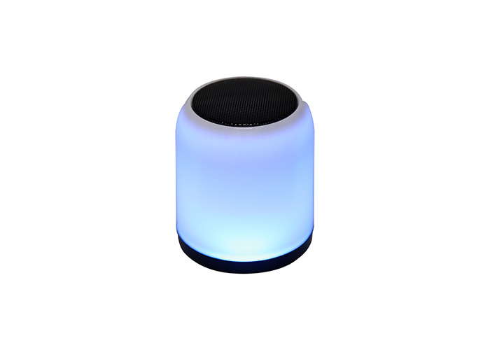 Mikado MD-21BT Soundcube Siyah 3W 300mAh Bluetooth, Tf Card Destekli Işıklı Speaker
