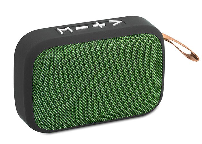 Mikado MD-25BT ENJOY N2 Green Bluetooth 3W TF / USB / FM Supported Speaker