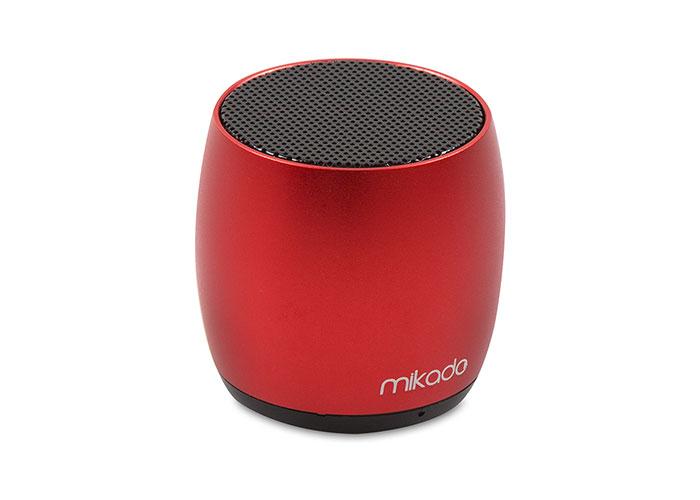 Mikado MD-2BT X-BRIO Kırmızı Bluetooth Speaker