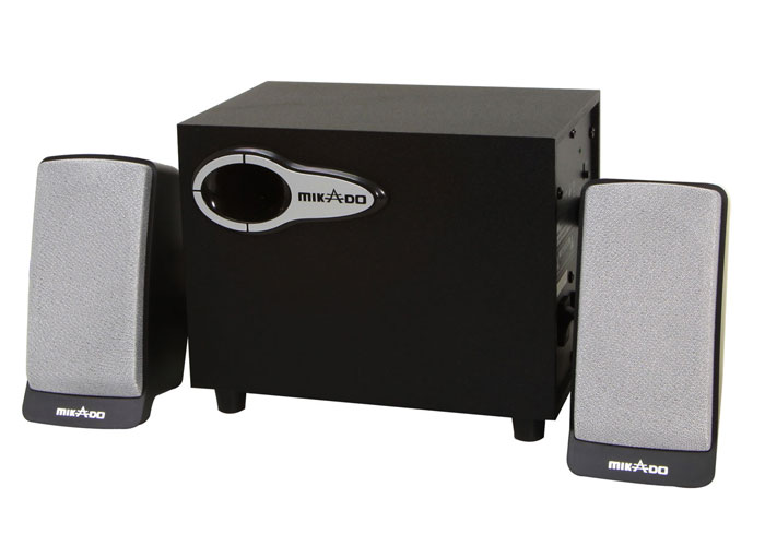 Mikado MD-3012 2+1 Multimedia Speaker