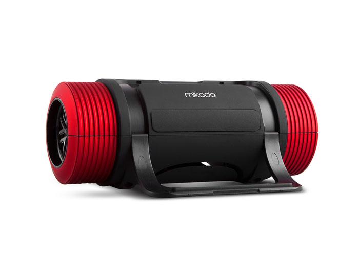Mikado MD-30BT Bluetooth Stand Speaker Siyah SD Kart + FM Destekli