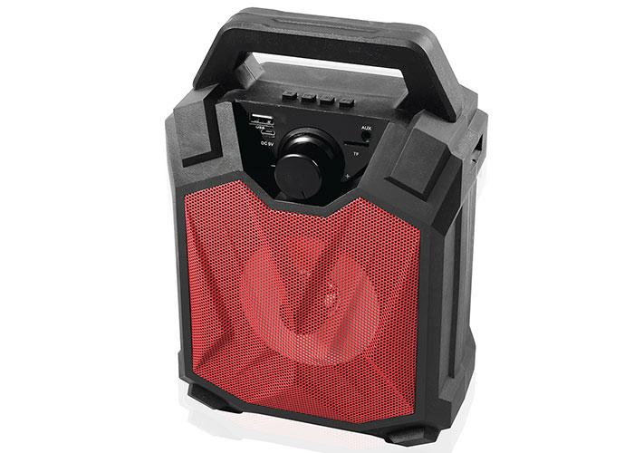 Mikado MD-3BT X-Life 3W 1000mA 3.7V Siyah USB/SD Card/Bluetooth Taşınabilir Speaker