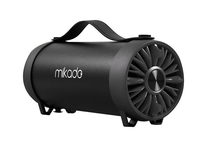 Mikado MD-54BT Siyah Usb+FM Destekli 3W+10W Bluetooth Speaker