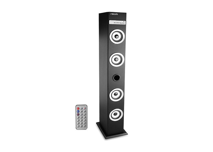 Mikado MD-80 3W*2+3W*2 Usb+SD+Fm Destekli Kule Multimedia Speaker