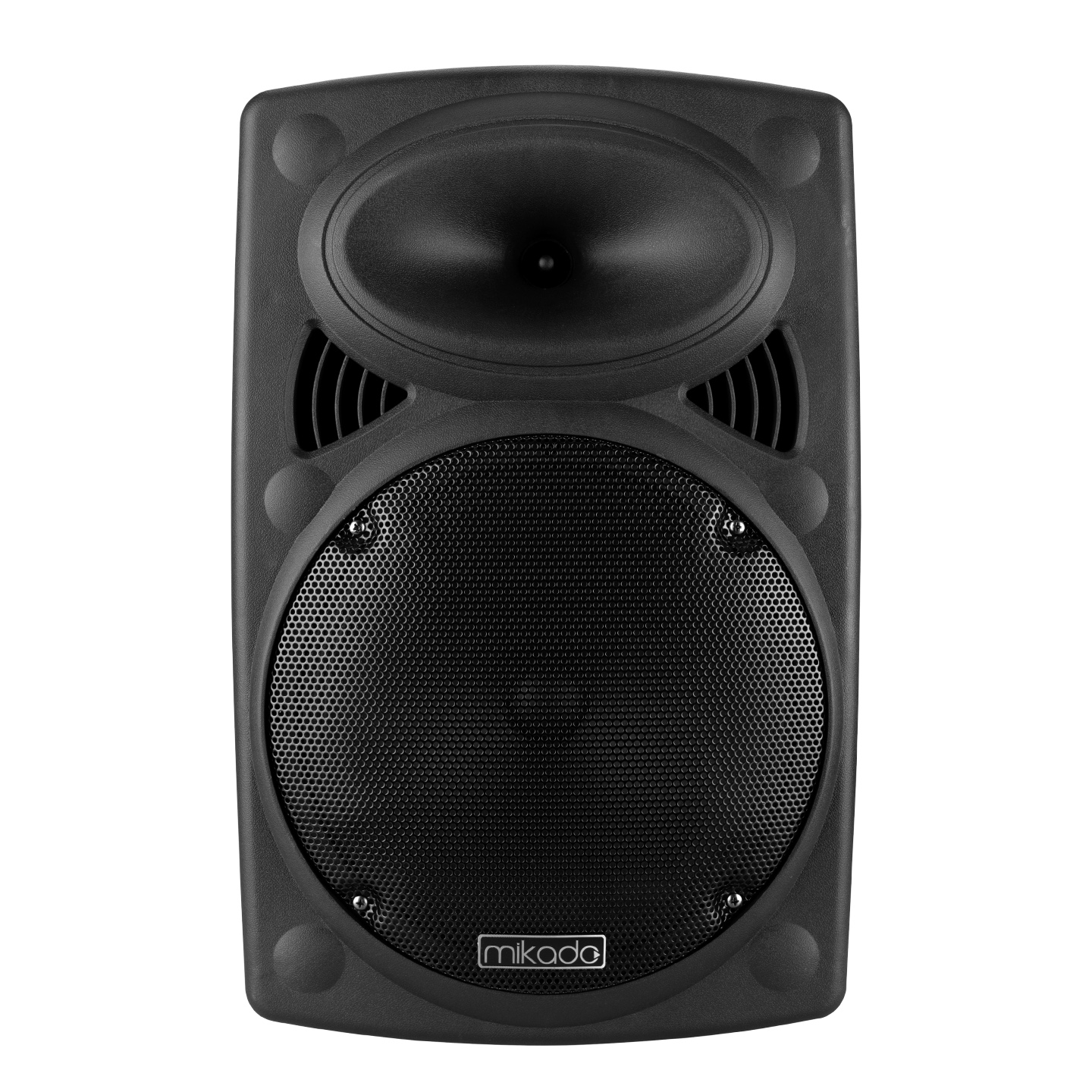 Mikado MD-86KP Black FM SupportedTeacher Bluetooth Karaoke Speaker System