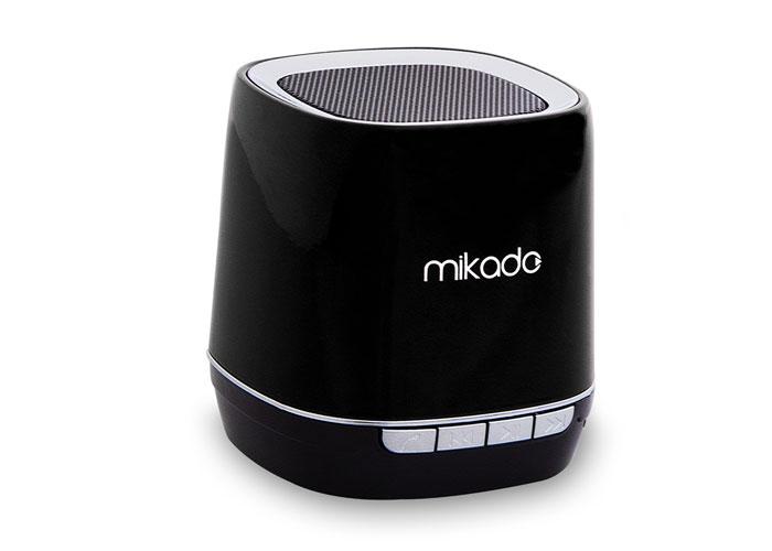Mikado MD-88BT Siyah FM Radyo Destekli Bluetooth Speaker