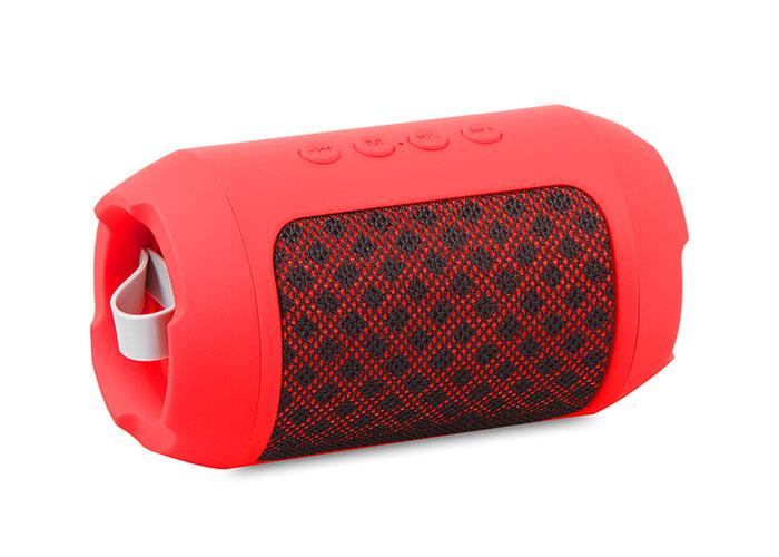 Mikado MD-BT16 DYNAMIC Kırmızı 3W TF/AUX Destekli Bluetooth Speaker