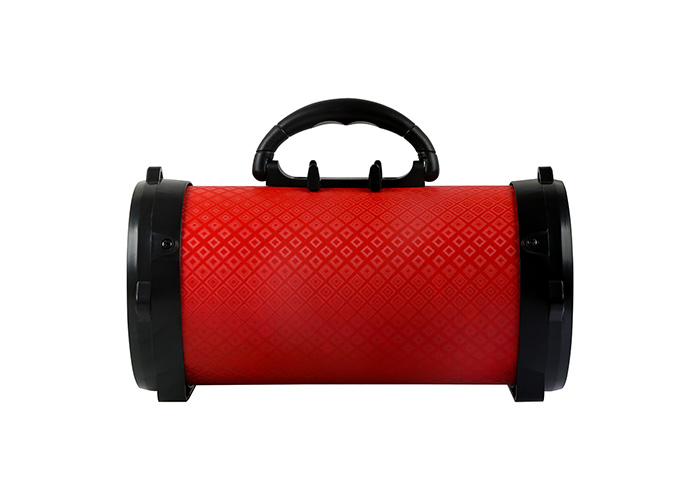 Mikado MD-BT30 Kırmızı Bluetooth AUX+USB+SD Kartlı Speaker