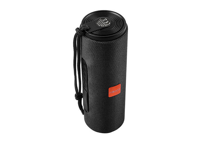 Mikado MD-BT54 Siyah Bluetooth-Usb -Aux -TF Card 3.7V 1200mAh Işıklı Taşınabilir Speaker
