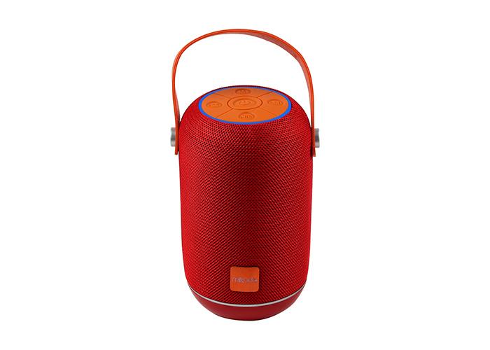 Mikado MD-BT57 Kırmızı Bluetooth-Usb -Aux -TF Card 3.7V 1200mAh Taşınabilir Speaker