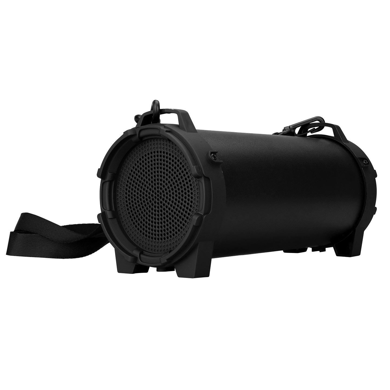 Mikado MD-BT77 Siyah Aux+Usb+FM+BT+TF Kartlı Kablosuz MP3 Oynatıcı Hoparlör