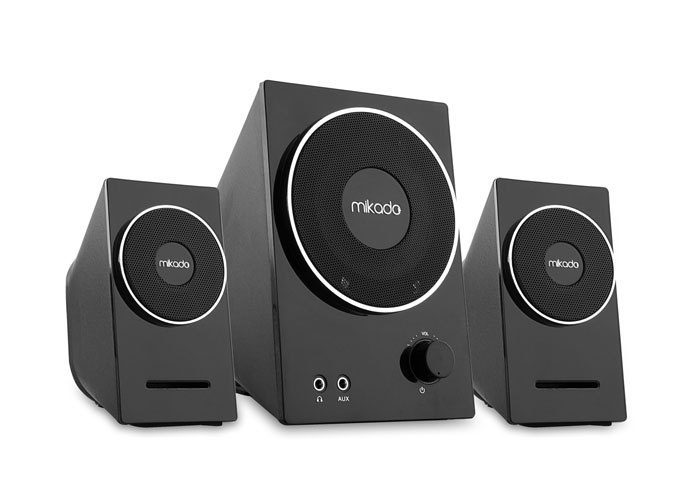 Mikado MD-X24 2 + 1 Speaker