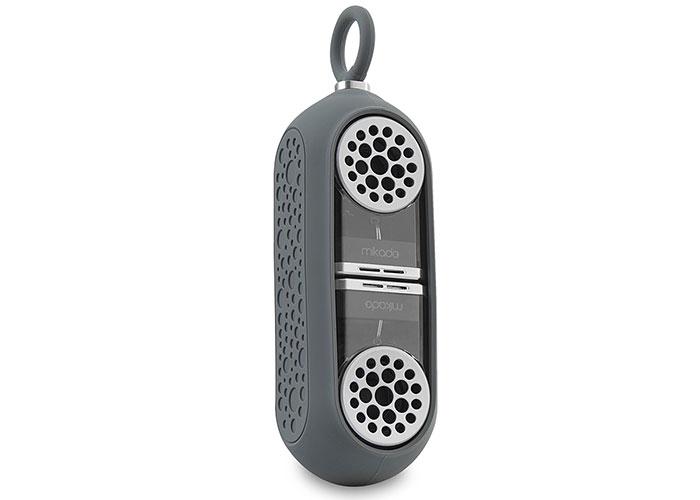 Mikado MD-X9 PERFECT 10W Magnetic Şeffaf TWS STEREO Bluetooth Speaker