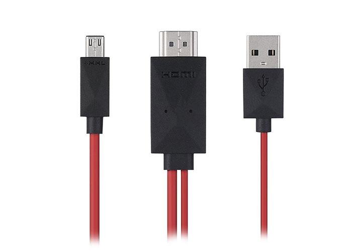 S-link MHL-73 Micro USB S3 to HDMI Çevirici