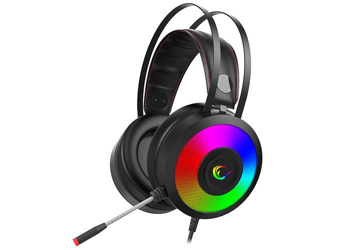 Rampage Miracle-X3 PLUS RGB Ledli 7.1 Surround Sound System Gaming Mikrofonlu Oyuncu Kulaklığı