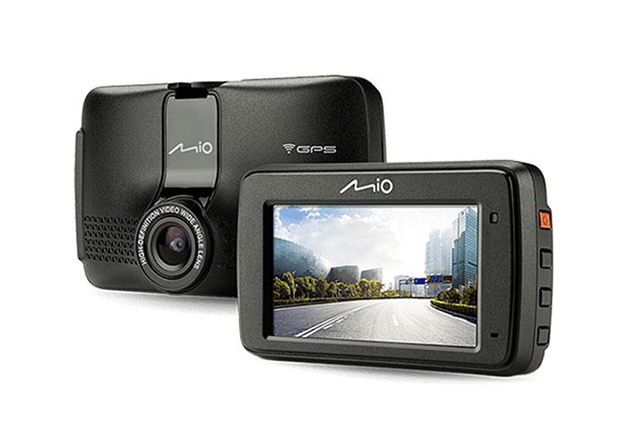 Mio MiVue 733 Gps - Adas - 3G Sensör Full HD Araç içi Kamerası