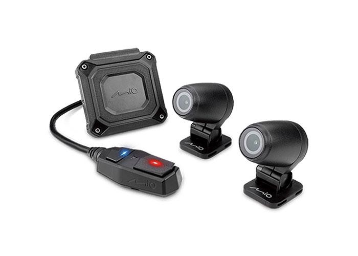 Mio MiVue M760D Wifi - GPS - 2 Kameralı Full HD 1080P Motor Kamerası