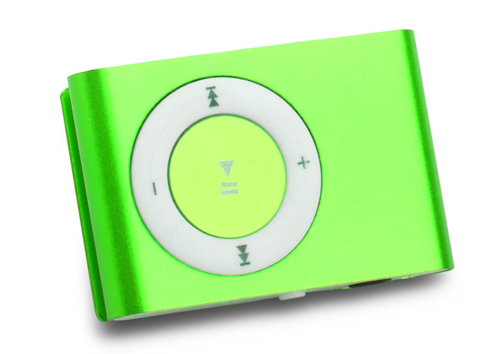 Mikado MP-87 Green TF Card Supported Mp3 Player