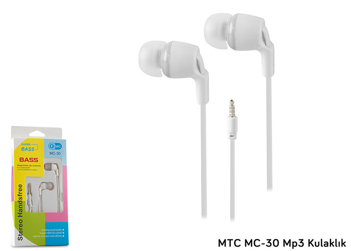 MTC MC-30 Mp3 Kulaklık