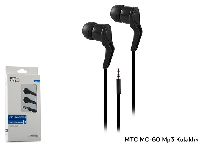 MTC MC-60 Mp3 Kulaklık