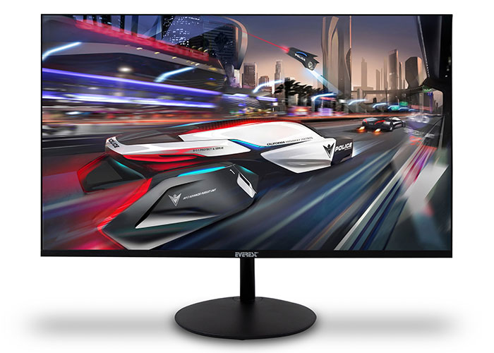Everest M-235 21.5 inch 5ms Full HD 1080P VGA + DVI Led Monitor