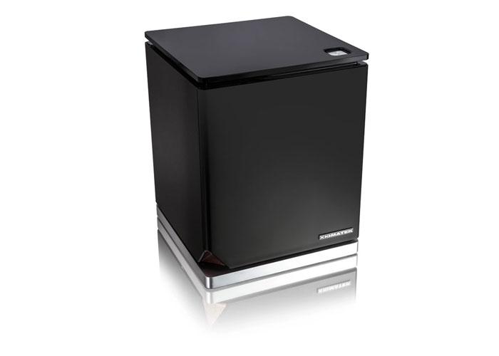 Xigmatek CCD-02ABX-U01 Nebula Siyah 2*Usb 3.0 120mm XOF Fan Mini ITX Kasa