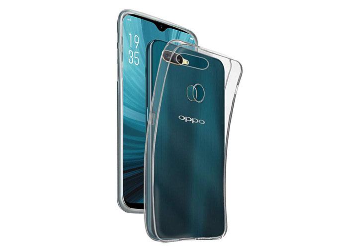 Addison OP-AX7 Şeffaf OPPO AX7 Telefon Kılıfı
