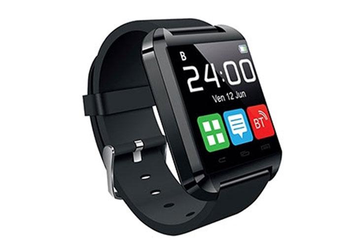 OXO XAPBTWATCHBK Siyah Android Uyumlu Akıllı Saat