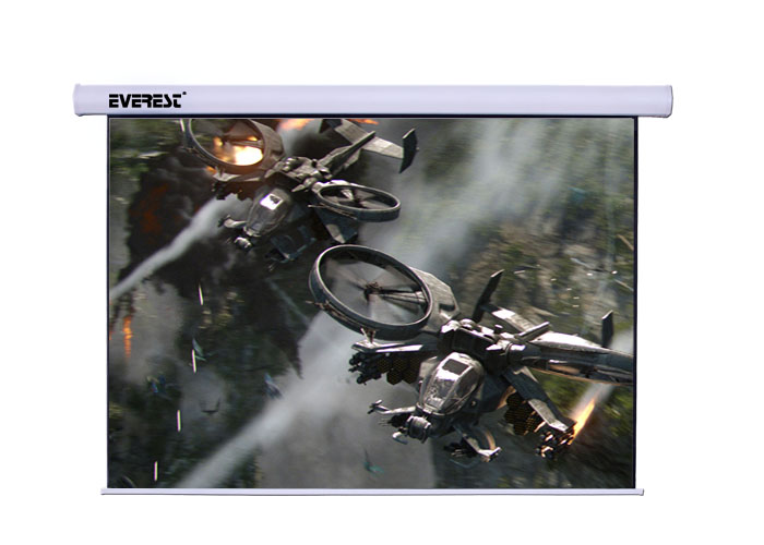 Everest PSEB100 200 * 200 Curtain Projection Screen