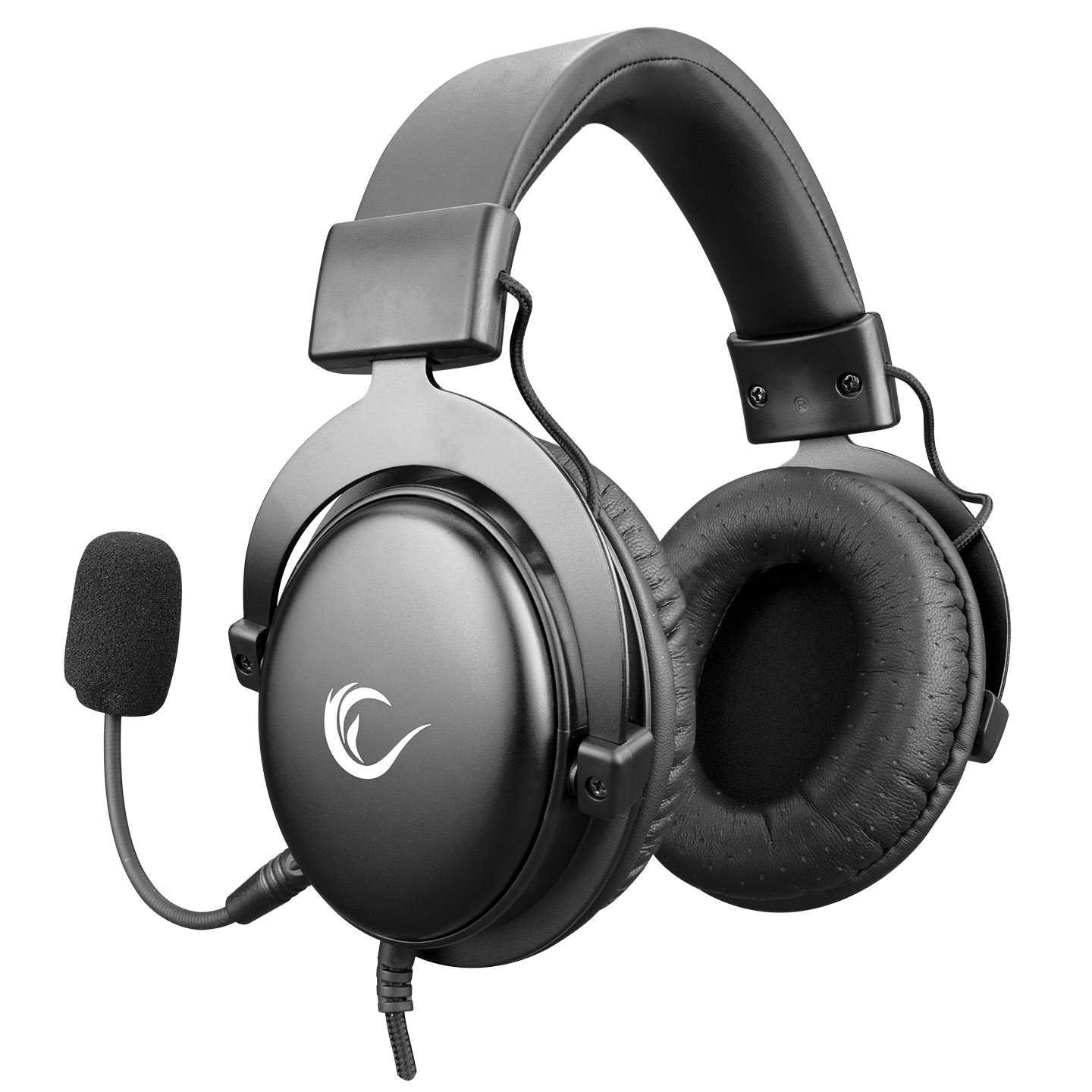 Rampage R36 DROP Black 7.1 Usb Surround Gaming Headset with Microphone