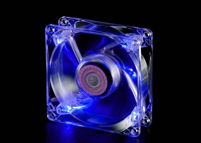 Cooler Master R4-BC8R-18FB-R1 80*80*25mm BC 80 Mavi LED Kasa Fanı