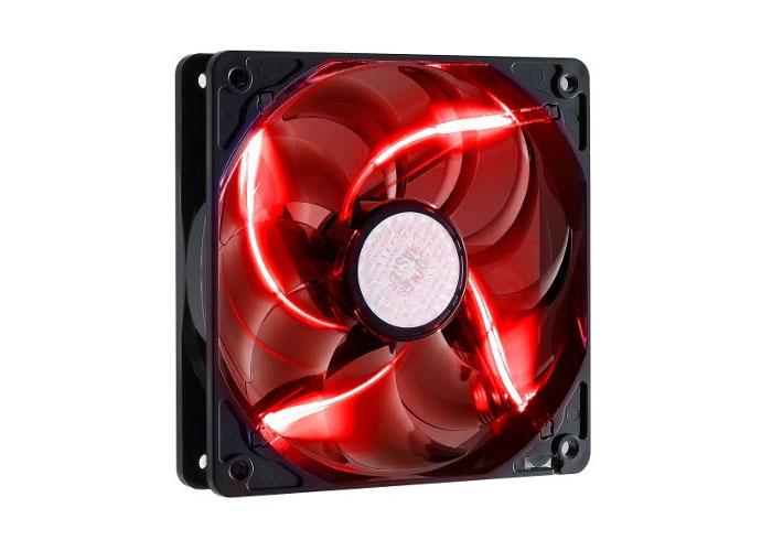 Cooler Master R4-L2R-20AR-R1 120*120*25mm SickleFlow 120 Kırmızı LED Kasa Fanı