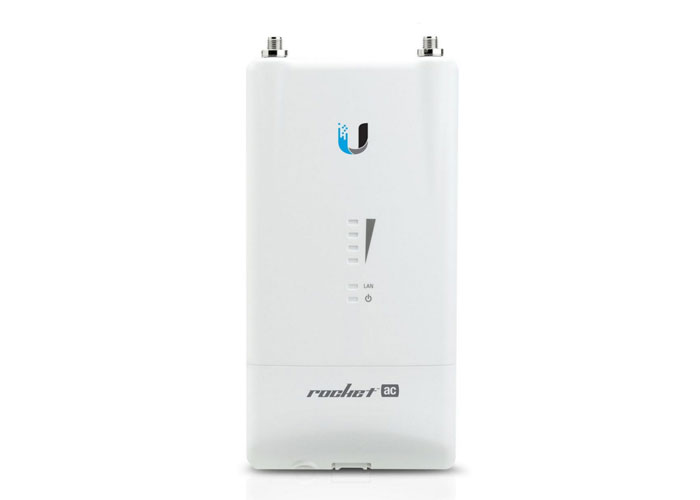 Ubiquiti UBNT R5AC-Lite Rocket AC 5GHz Carrier Class airMax BaseStation 450Mbps+ 27dBm Access Point
