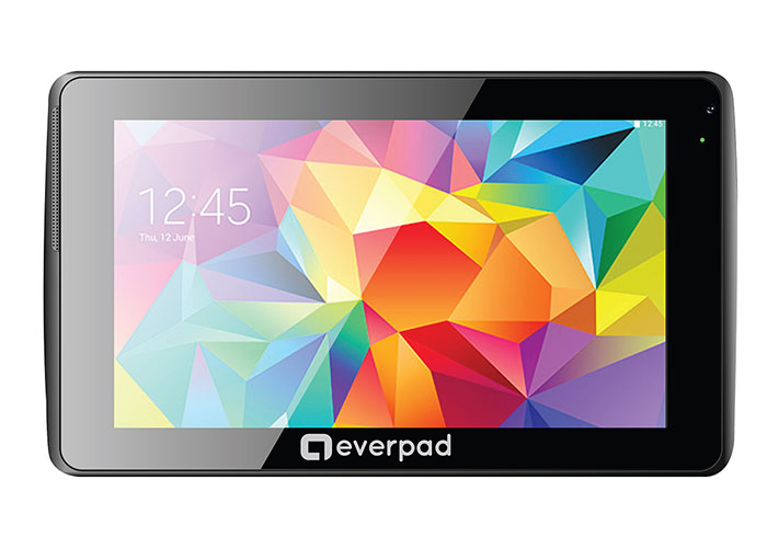 Everest EVERPAD R706 BT Dual Camera Red Android 7 1GB DDR3 1.3GHz x4 8GB 6.0 Marshmallow Tablet