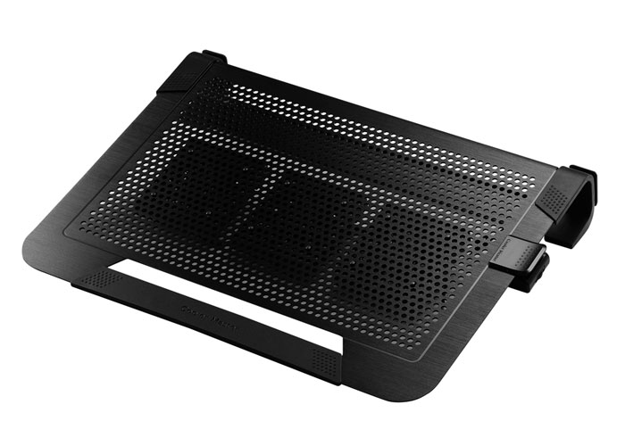 Cooler Master R9-NBC-U3PK-GP U3 PLUS 3 Fanlı Siyah Notebook Soğutucu Stand
