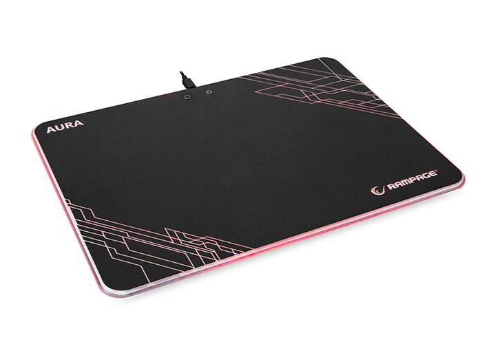 Addison Rampage MP-13 360x260x5mm RGB Mouse Pad