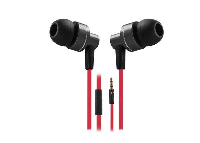 Rampage Phoenix Mobil Telefon Uyumlu Kulak içi Siyah/kırmızı Mikrofonlu Kulaklık