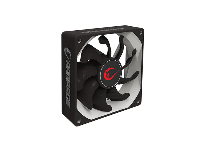 Rampage PLN-80 80 * 80 * 25mm 2000rpm Case Fan