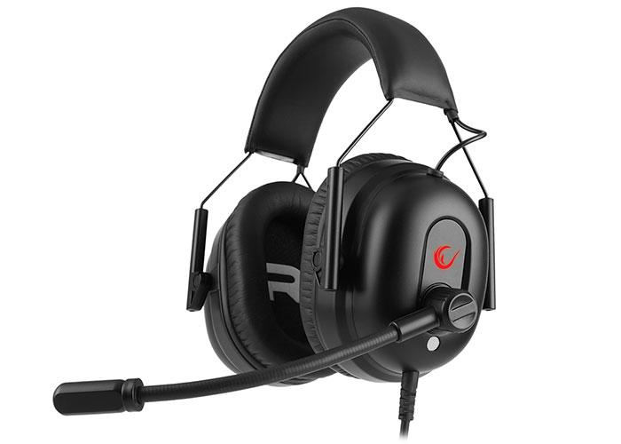 Rampage R41 REACTOR Siyah 7.1+Noise Cancellation 4 Ses Efektli 2 Mikrofonlu Oyuncu Kulaklığı