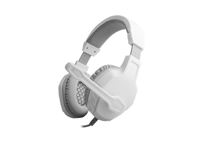Snopy Rampage SN-R3 Gaming White Headset