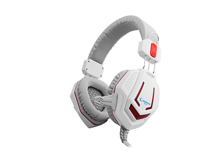 Rampage SN-R4 Beyaz Oyuncu Mikrofonlu Kulaklık