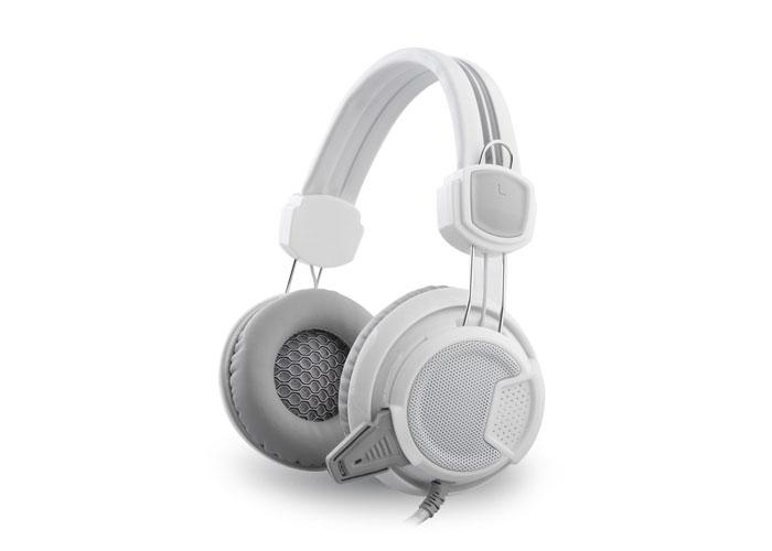Snopy Rampage SN-R8 White/Gray Headset