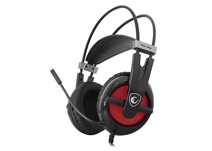 Rampage SN-R15 Siyah Oyuncu Mikrofonlu Kulaklık