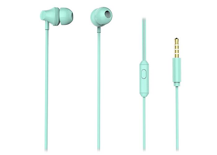 Snopy Rampage SN-R99 Elity Turkuaz Kulak İçi Mikrofonlu Kulaklık
