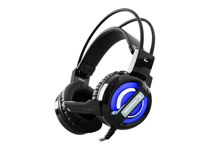 Snopy Rampage SN-RW4 USB 7.1 Gaming Black Headset